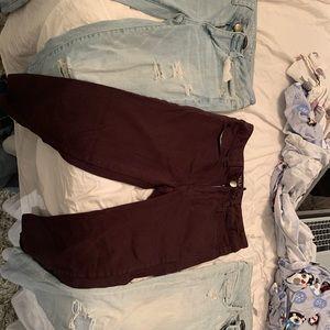 Pants - American eagle jeans